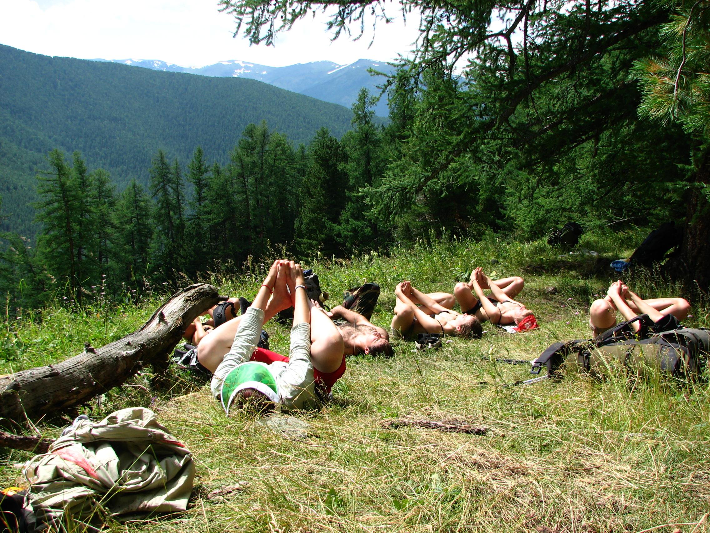 Йога для шеи при остеохондрозе шейного отдела позвоночника