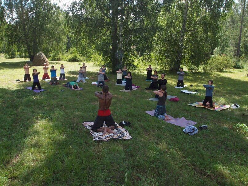 Йога это индивидуальная практика